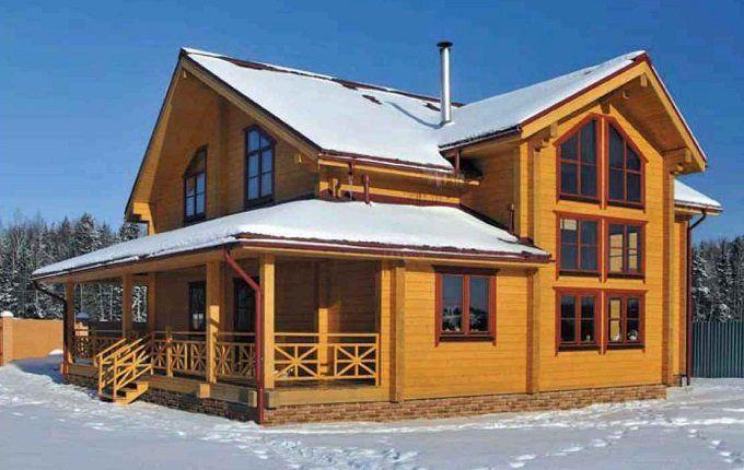 Как правильно утеплить дом из бруса